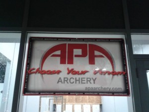 A proud Canadian archery company